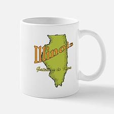 Illinois Funny Motto Mug