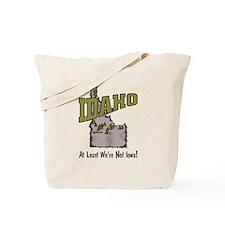 Idaho - Funny Saying Tote Bag