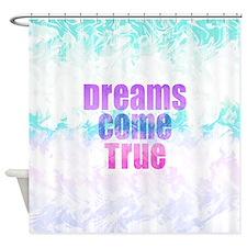 Dreams Come True, Shower Curtain