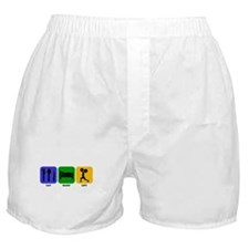 Eat Sleep Lift Boxer Shorts