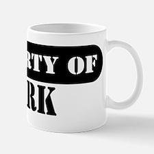 Property of Mark Mug