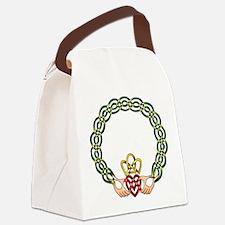 Claddagh Canvas Lunch Bag