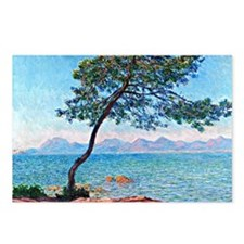 Monet - The Esterel Mount Postcards (Package of 8)