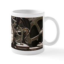 Industrial Clock/Gears Mug