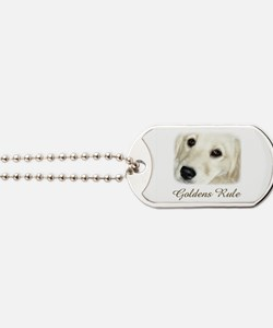 Goldens Rule Dog Tags