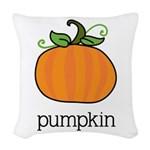 pumpkin_CP.png Woven Throw Pillow