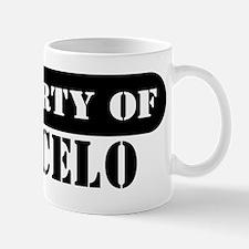 Property of Marcelo Mug