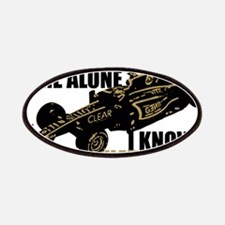 Kimi Raikkonen - Just Leave Me Alone Patches