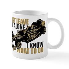 Kimi Raikkonen - Just Leave Me Alone Mugs
