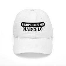 Property of Marcelo Baseball Cap