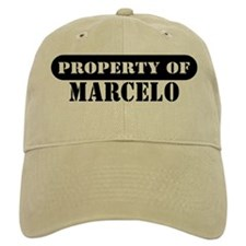 Property of Marcelo Baseball Cap