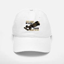 Kimi Raikkonen - Just Leave Me Alone Baseball Baseball Baseball Cap