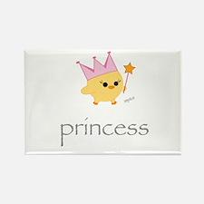 Princess Rectangle Magnet