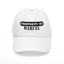 Property of Marcel Baseball Cap