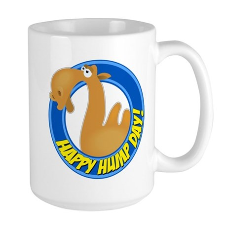 Hump Day Large Mug