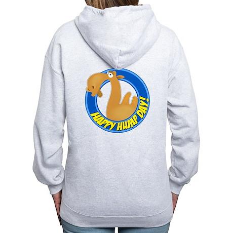 Hump Day Women's Zip Hoodie