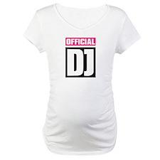 Official DJ Shirt