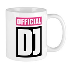 Official DJ Mug