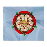 Irish heritage Fleece Blankets