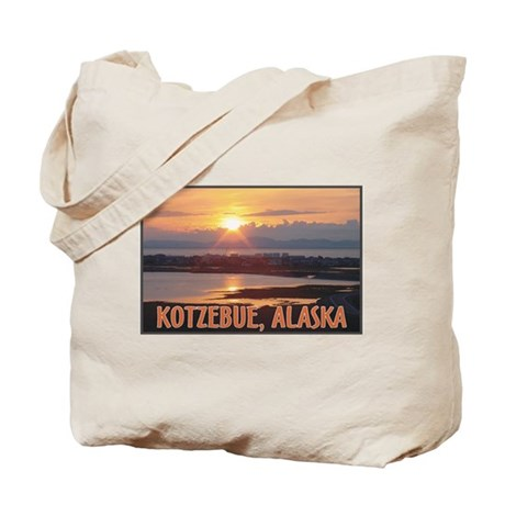 Kotzebue Sunset Tote Bag