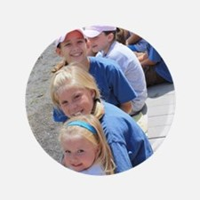"Add your Square Photo 3.5"" Button (100 pack)"