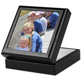 Photo Square Keepsake Boxes