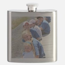 Add your Square Photo Flask