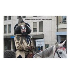 Fasnacht 2005: Postcards (Package of 8)