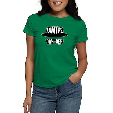 I am the Danger Women's Dark T-Shirt