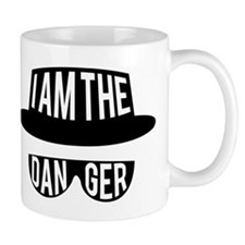 I am the Danger Small Mugs