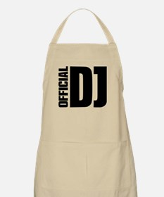 Official DJ Music Apron
