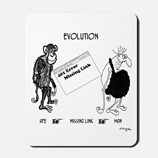 The Missing Link Mousepad
