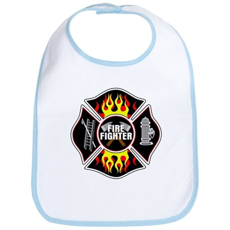 FireFighter Shield Bib