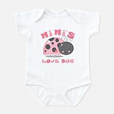 Mimi's Love Bug Infant Bodysuit