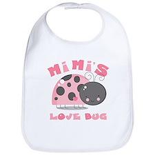 Mimi's Love Bug Bib