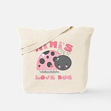 Mimi's Love Bug Tote Bag