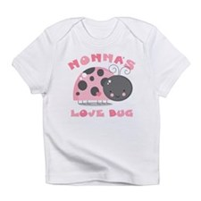 Nonna's Love Bug Infant T-Shirt