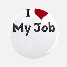 "I Heart My Job 3.5"" Button (100 pack)"