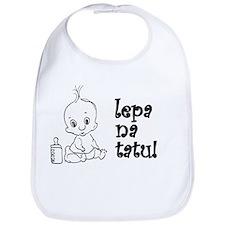 Lepa Na Tatu - Cute Like My D Bib