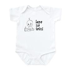 Lepa Na Tatu - Cute Like My D Infant Bodysuit