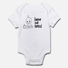 Lepa Na Tatu - Cute Like My D Infant Bodysuit