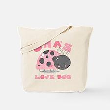 Oma's Love Bug Tote Bag
