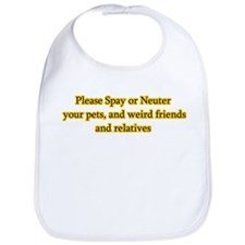 please spay or neuter Bib