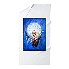 Elf Madonna Beach Towel