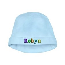 Robyn Shiny Colors baby hat
