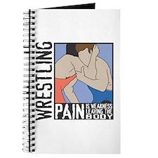 Wrestling Pain Journal
