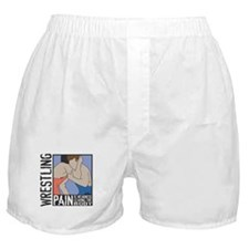 Wrestling PAIN Boxer Shorts