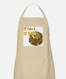 I'll Take Of These! BBQ Apron