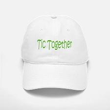 Tic Together Green Baseball Baseball Cap