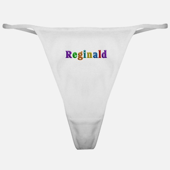 Reginald Shiny Colors Classic Thong